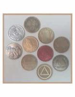 Sobriety Coins